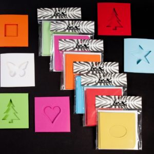 Die Cut Cards